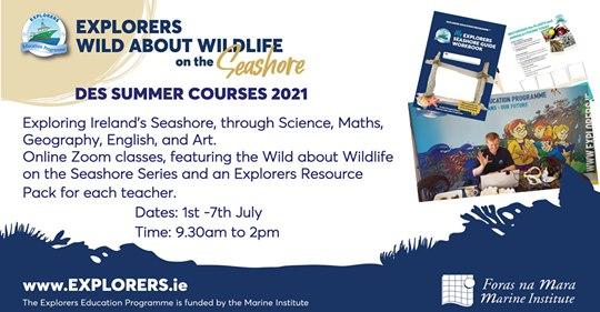 explorers course