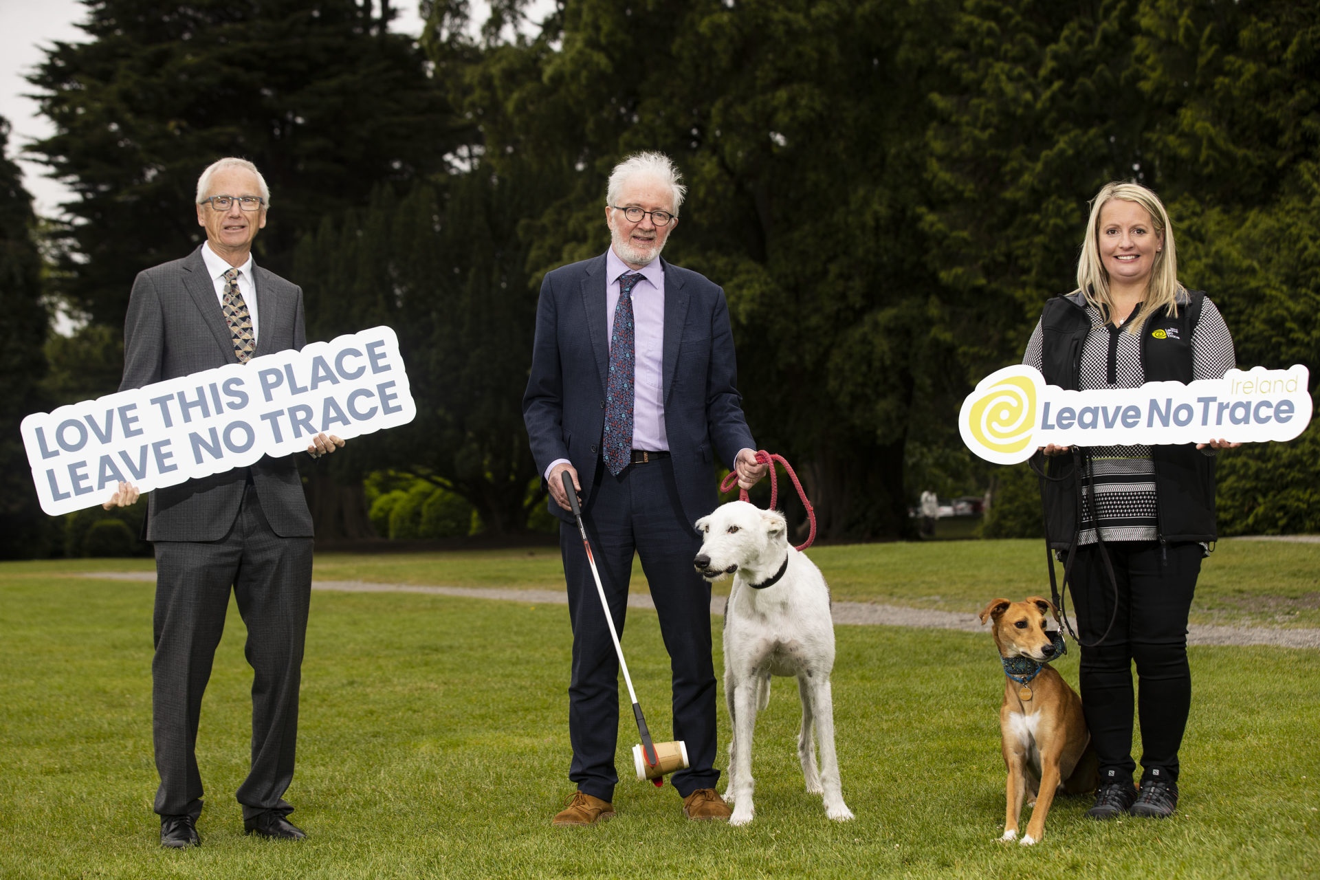Launch Of The Leave No Trace Ireland Campaign 28/6/2021