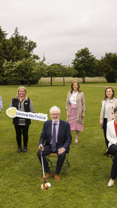 Love This Place Leave No Trace Campaign Launch