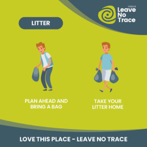Love This Place Leave No Trace Litter