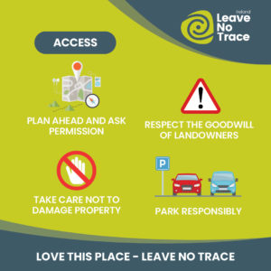 Love This Place Leave No Trace Access